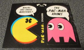 Pac-Man is a bit like The Shadow, it seems.